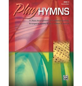 Alfred's Publishing - Play Hymns, Book 4