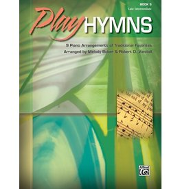 Alfred's Publishing - Play Hymns, Book 5