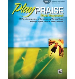 Alfred's Publishing - Play Praise, Book 1