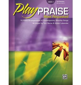 Alfred's Publishing - Play Praise, Book 2
