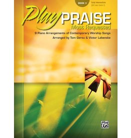 Alfred's Publishing - Play Praise, Book 3