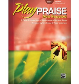 Alfred's Publishing - Play Praise, Book 4
