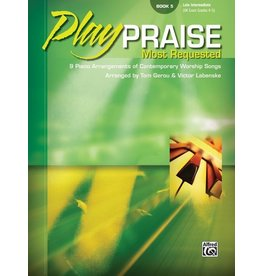 Alfred's Publishing - Play Praise, Book 5
