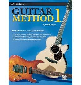 Alfred's Publishing - The 21st Century Guitar Method, Method 1