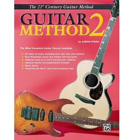 Alfred's Publishing - The 21st Century Guitar Method, Method 2