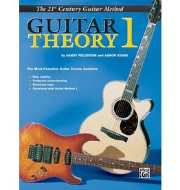 Alfred's Publishing - The 21st Century Guitar Method, Theory 1