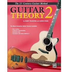 Alfred's Publishing - The 21st Century Guitar Method, Theory 2