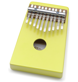 Stagg - Kalimba, 10 Key, Yellow