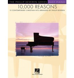 Hal Leonard - Phillip Keveren Series, 10000 Reasons, Easy Piano