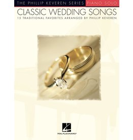 Hal Leonard - Phillip Keveren Series, Classic Wedding Songs