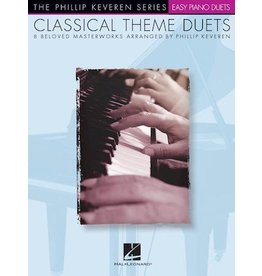 Hal Leonard - Phillip Keveren Series, Classical Theme Duets (Easy Piano)