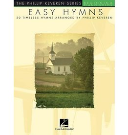 Hal Leonard - Phillip Keveren Series, Easy Hymns