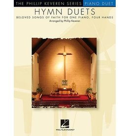 Hal Leonard - Phillip Keveren Series, Hymn Duets, Beloved Songs of Faith for One Piano, Four Hands