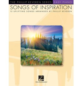 Hal Leonard - Phillip Keveren Series, Songs of Inspiration, Easy Piano