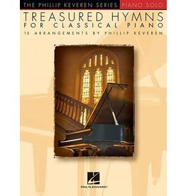 Hal Leonard - Phillip Keveren Series, Treasured Hymns for Classical Praise