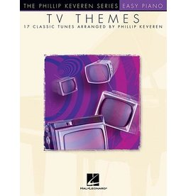 Hal Leonard - Phillip Keveren Series, TV Themes