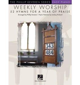 Hal Leonard - Phillip Keveren Series, Weekly Worship