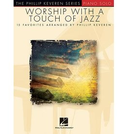 Hal Leonard - Phillip Keveren Series, Worship with a Touch of Jazz