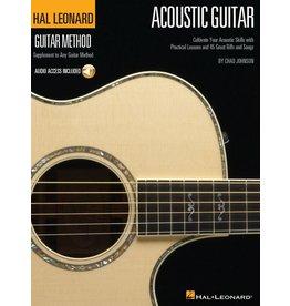 Hal Leonard - Guitar Method, Acoustic w/Online Audio