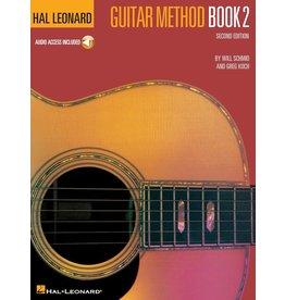 Hal Leonard - Guitar Method, Book 2, w/Online Media