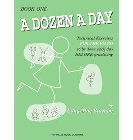 Hal Leonard - A Dozen A Day Book 1