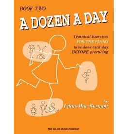 Hal Leonard - A Dozen A Day - Book 2