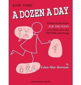 Hal Leonard - A Dozen A Day Book 3