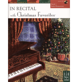 - In Recital with Christmas Favorites, Book 1