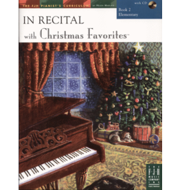 - In Recital with Christmas Favorites, Book 2