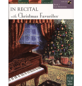 - In Recital with Christmas Favorites, Book 3