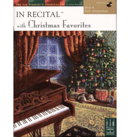 - In Recital with Christmas Favorites, Book 4