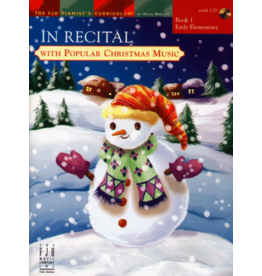 - In Recital with Popular Christmas Music, Book 1