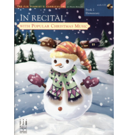 - In Recital with Popular Christmas Music, Book 2