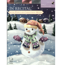 - In Recital with Popular Christmas Music, Book 3