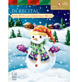 - In Recital with Popular Christmas Music, Book 4