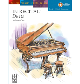 - In Recital, Duets Book 1 w/online audio