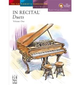 - In Recital, Duets Book 3 w/online audio