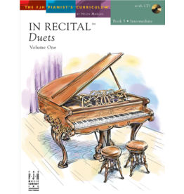- In Recital, Duets Book 5 w/online audio