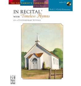 - In Recital, Timeless Hymns, Book 1 w/CD