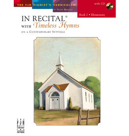 - In Recital, Timeless Hymns, Book 2 w/Online Audio
