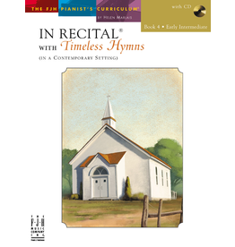 - In Recital, Timeless Hymns, Book 4 w/online audio