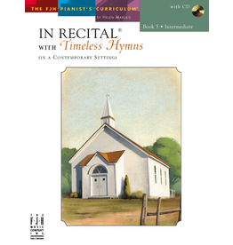 - In Recital, Timeless Hymns, Book 5 w/CD