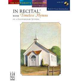 - In Recital, Timeless Hymns, Book 6 w/CD