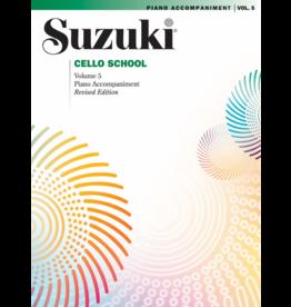 - Cello School, Volume 5, Piano Accompaniment
