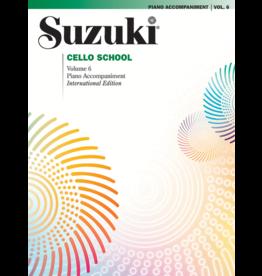 - Cello School, Volume 6, Piano Accompaniment