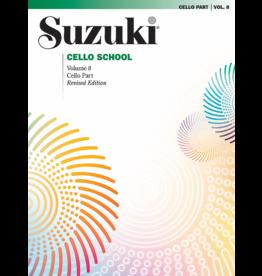 - Cello School, Volume 8, Cello Part