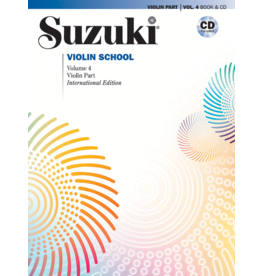 - Violin School Violin Part & CD, Volume 4