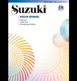 - Violin School Violin Part & CD, Volume 8