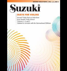 - Violin School, Volumes 1-3 Duets - 2nd Violin Parts