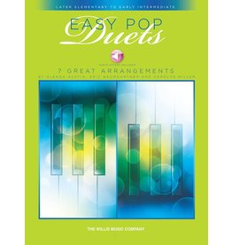 Hal Leonard - Easy Pop Duets